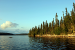 Buck Lake Scenery