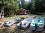 Buffalo Island Lake Outpost