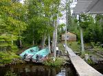 White Owl Lake Outpost